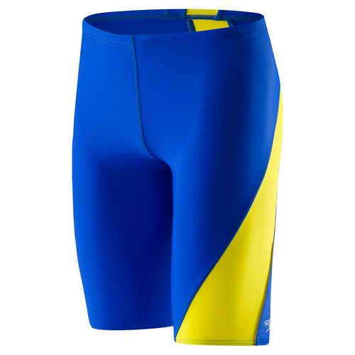 Speedo Men's Revolve Splice Swim Jammer