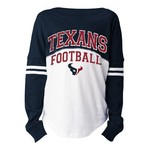 5th & Ocean Clothing Girls' Houston Texans Spirit Jersey