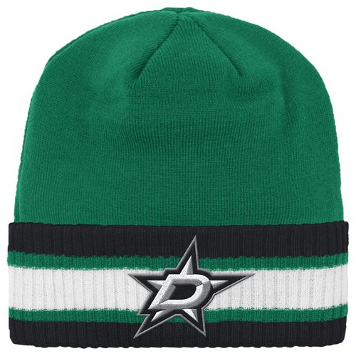 Reebok Men's Dallas Stars Captains Knit Cap