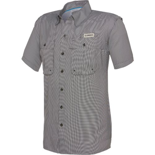 Magellan Outdoors Men's Aransas Pass Short Sleeve Fishing Shirt