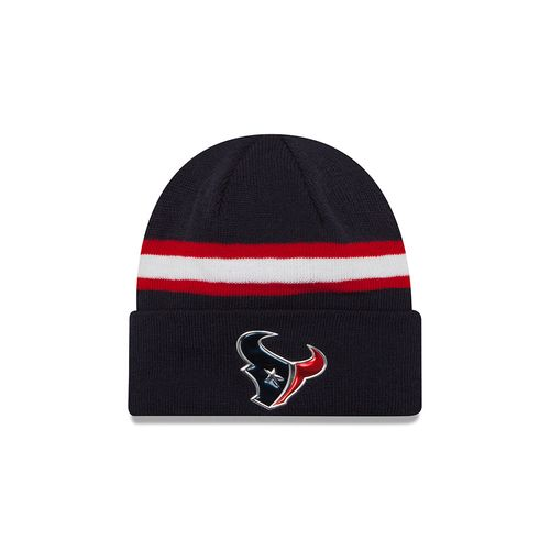 New Era Men's Houston Texans Onfield Color Rush Knit Hat