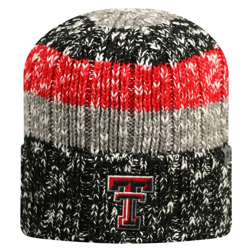 Top of the World Men's Texas Tech University Wonderland Knit Cap