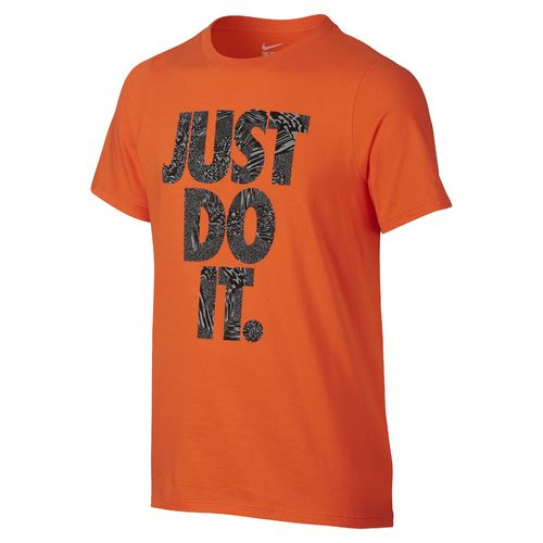 Nike Boys' Just Do It Techtonic T-shirt