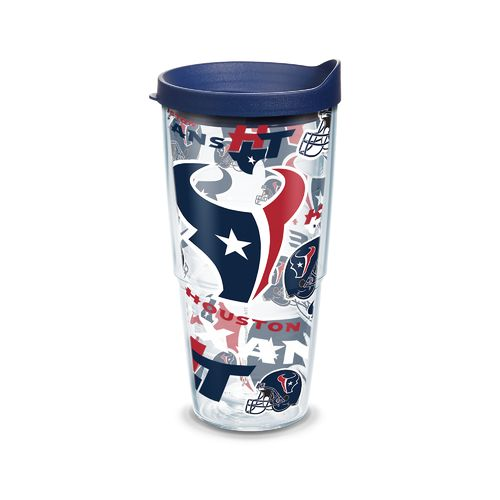 Tervis Houston Texans All Over 24 oz. Tumbler with Lid