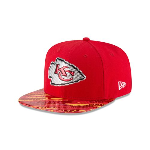 New Era Men's Kansas City Chiefs Color Rush 9FIFTY® Cap
