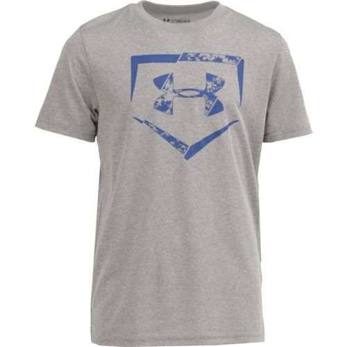 Under Armour™ Boys' Diamond Logo T-shirt
