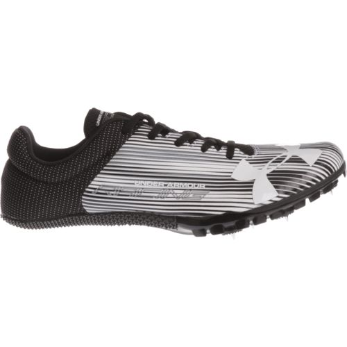 Display product reviews for Under Armour Men's Kick Sprint Spike Running Shoes