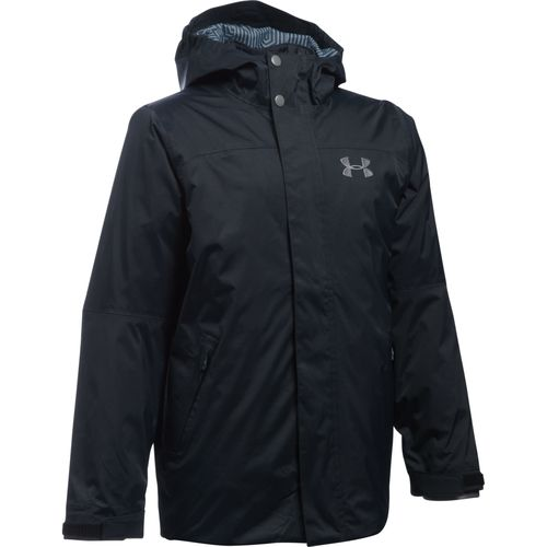 Under Armour Boys' ColdGear Reactor Wayside 3-in-1 Jacket