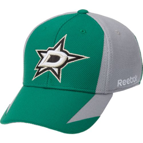 Reebok Men's Dallas Stars Practice Structured Flex Cap