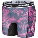 Intensity Girls' Stolen Base Low Rise Printed Slider Short - view number 1