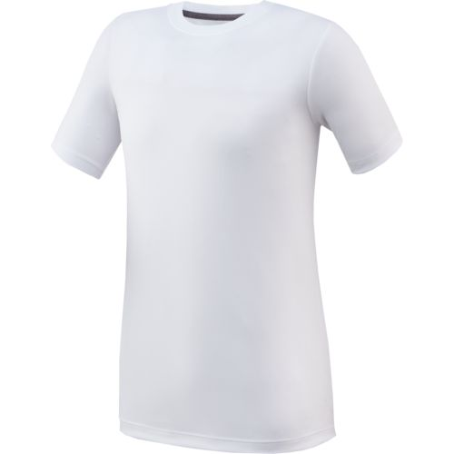BCG Boys' Solid Turbo Training T-shirt