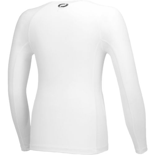 O'Rageous Men's Long Sleeve Raglan Rash Guard - view number 2