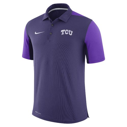 Nike™ Men's Texas Christian University Team Issue Polo Shirt