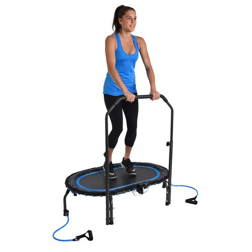 Stamina InTone Oval Fitness Trampoline - view number 1