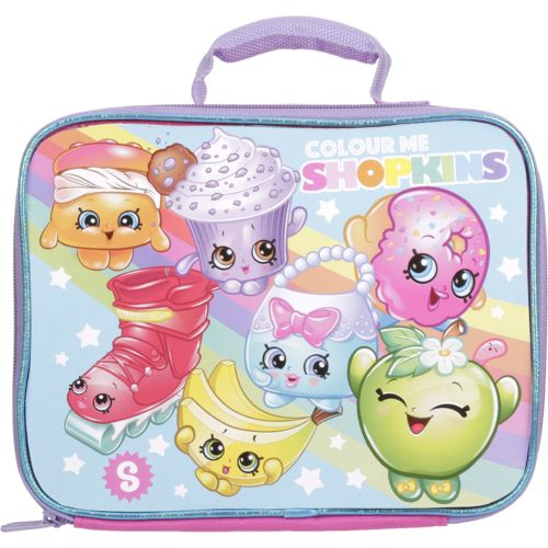 Shopkins Rainbow Insulated Lunch Kit