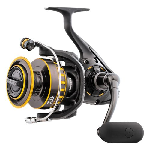 Display product reviews for Daiwa BG Spinning Reel