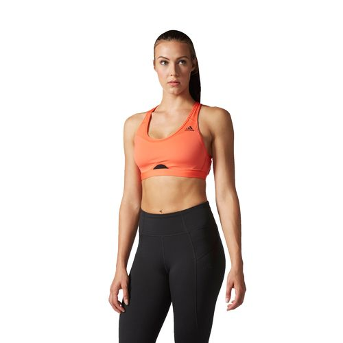 adidas Women's High Impact Racerback Sports Bra - view number 3