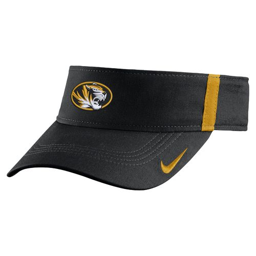 Nike™ Men's University of Missouri AeroBill Sideline Visor