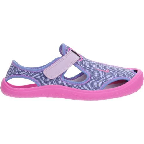 Display product reviews for Nike Girls' Sunray Protect Shoes