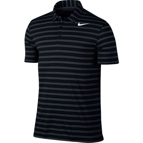 Nike Men's Breathe Stripe Golf Polo Shirt