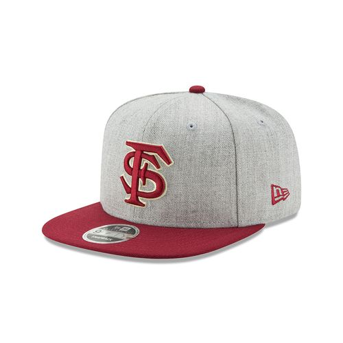 New Era Men's Florida State University Original Fit 9FIFTY® Cap