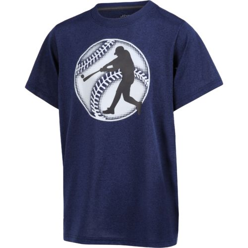 BCG Boys' Glow in the Dark Baseball Short Sleeve T-shirt - view number 3