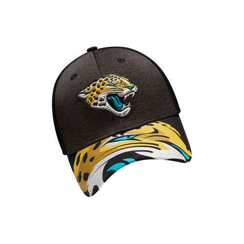 New Era Men's Jacksonville Jaguars 39THIRTY NFL17 On Stage Cap - view number 9