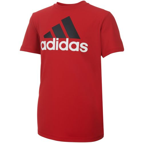 adidas Boys' climalite Performance T-shirt