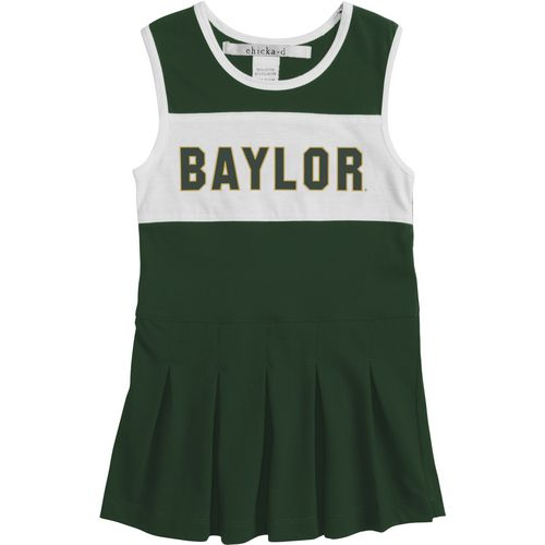 Chicka-d Girls' Baylor University Cheerleader Dress