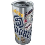 Tervis San Diego Padres All Over 20 oz Tumbler - view number 1