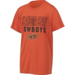 Colosseum Athletics Boys' Oklahoma State University Team Mascot T-shirt - view number 3