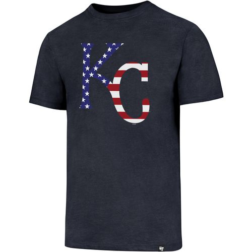'47 Kansas City Royals Star Spangled Banner Club T-shirt - view number 1