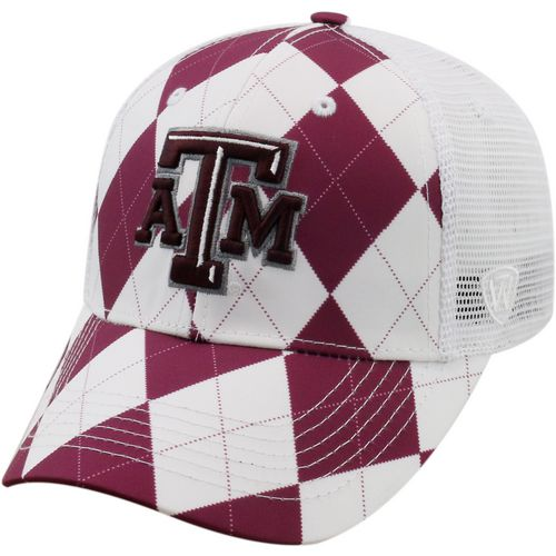 Top of the World Men's Texas A&M University Get Loud 2-Tone Adjustable Cap