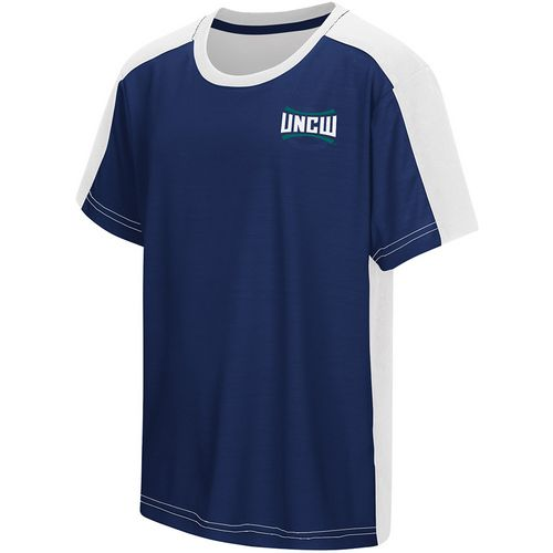 Colosseum Athletics Boys' University of North Carolina at Wilmington Short Sleeve T-shirt