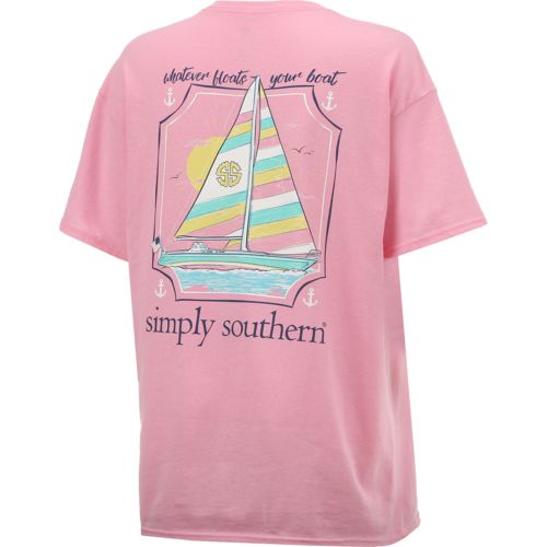 Simply Southern Women's Boat T-shirt - view number 2
