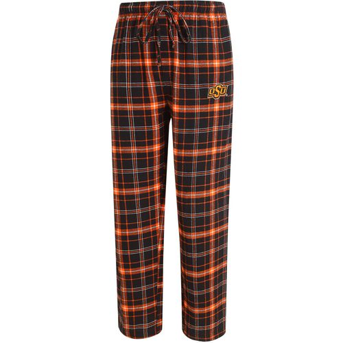 Concepts Sport Men's Oklahoma State University Ultimate Flannel Pant