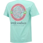 Simply Southern Men's Elephant T-shirt - view number 2