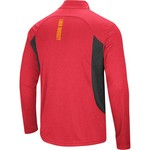 Colosseum Athletics Men's Lamar University Audible 1/4 Zip Windshirt - view number 2