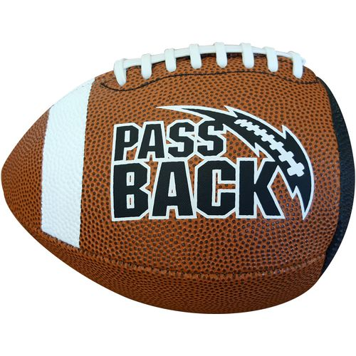 Passback Sports Size 7 Junior Composite Training Football