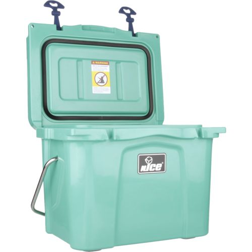 roto molded cooler. nice premium 22 qt rotomolded cooler - view number 5 roto molded
