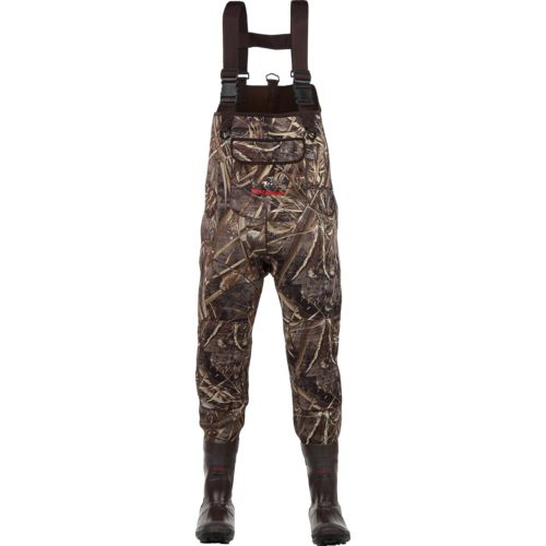 Winchester Men's Wolf Creek II Realtree Max-5 Chest Wader