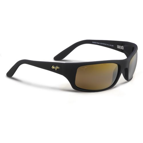 Maui Jim Men's Peahi Polarized Sunglasses