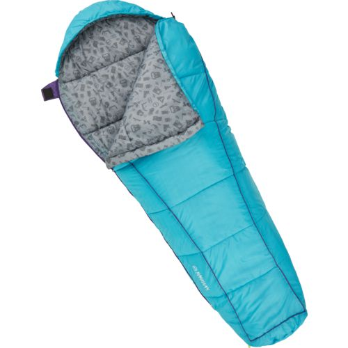 Magellan Outdoors Kids' 5050 Degrees F Mummy Sleeping Bag