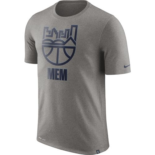 Nike Men's Memphis Grizzlies Basketball Cityscape T-shirt