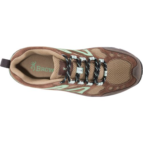 Browning Women's Delano Trail Low Hiker Shoes - view number 4