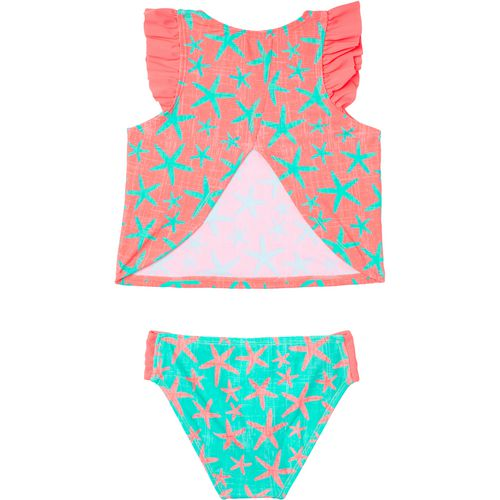 O'Rageous Girls' Starfish Party 2-Piece Tankini Swimsuit - view number 2