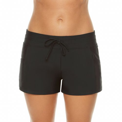 BCG Women's Solid Swim Short - view number 1