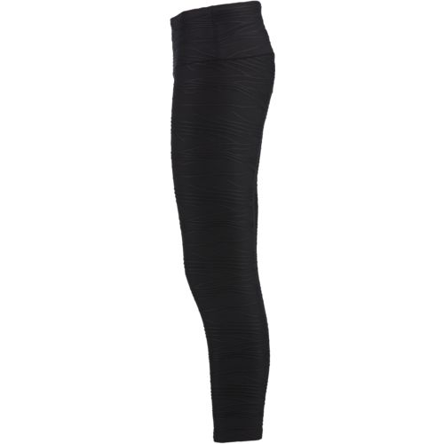 BCG Women's Athletic Textured Capri Pants - view number 4