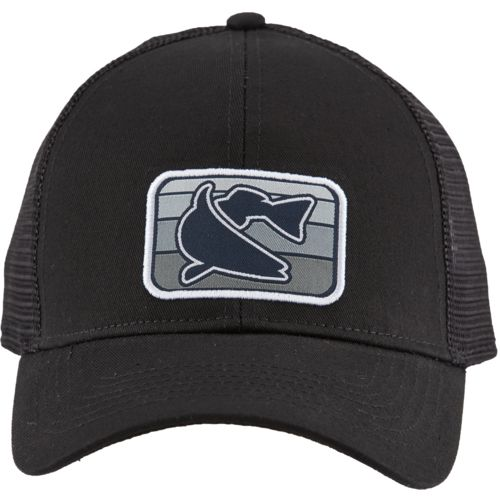 CCA Men's Fish Logo Fade Patch Cap