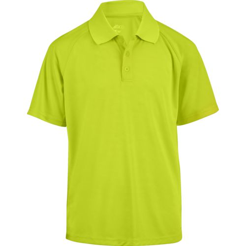 Display product reviews for BCG Boys' Solid Short Sleeve Polo Shirt